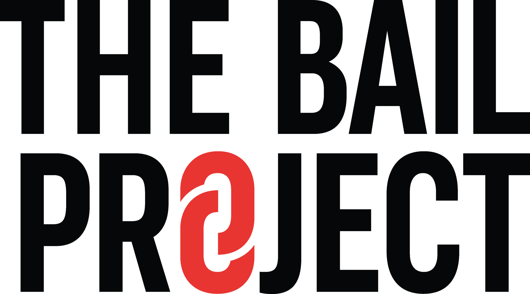 Logo for The Bail Project