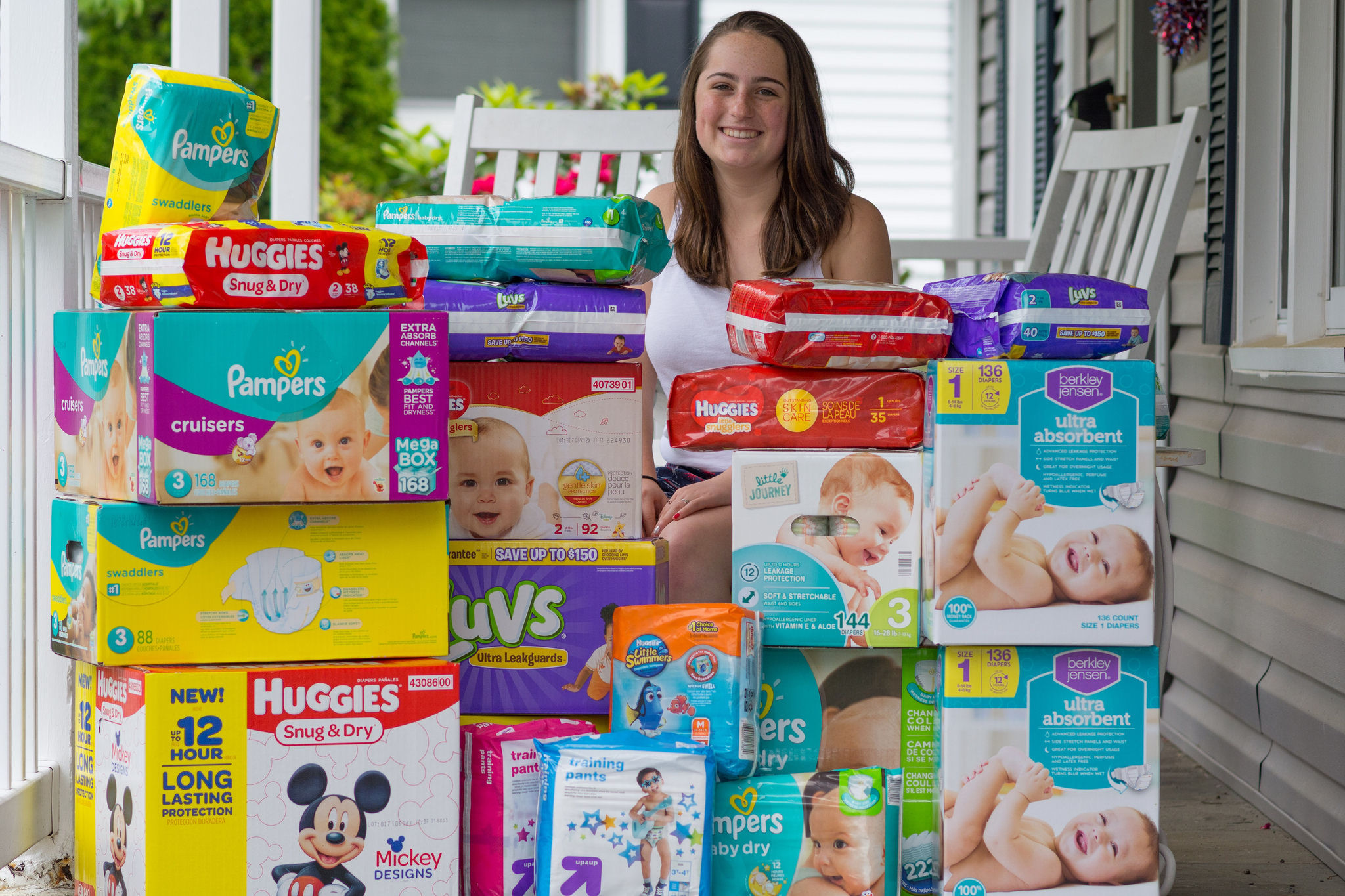 Donate Now | Greater DC Diaper Bank